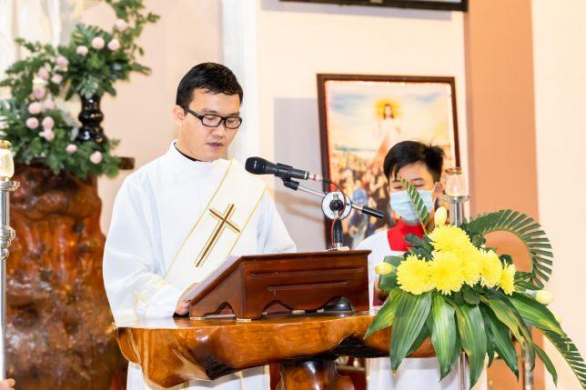 Thánh lễ tạ ơn Hồng Ân Phó Tế - Thầy Đa-Minh Nguyễn Quyền 27/05/2021